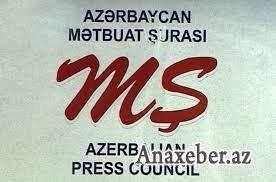 Mətbuata düşmən Şurası mediaya yay repressiyasına susur: